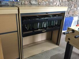 Tamber Office Cabinets in 2 sizes