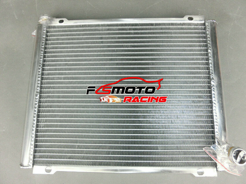 Fit Can-Am Outlander Max//Renegade//500//650//800//1000 2012-2019 aluminum radiator