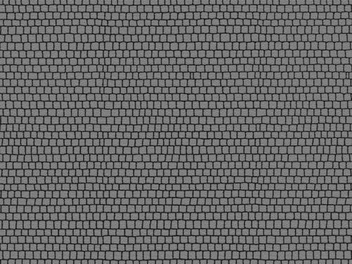 Noch 48594 Tt Gauge, Cobblestone Spot, 6 11/16x4 1/8in 1qm=204,35 Euro