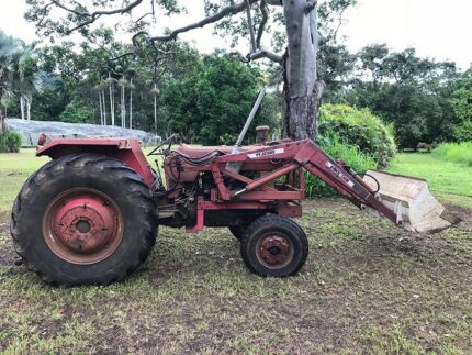 Two Massy Ferguson tractors for sale