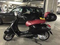 PIAGGIO VESPA PRIMAVERA 125CC 3V BLACK