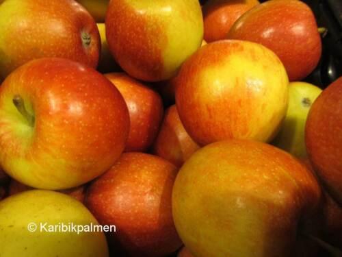 Apfelbaum 'Braeburn' - winterharte Pflanze 150-170cm im Topf - gesunde Sorte