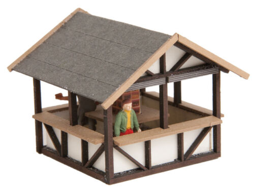 Noch 14483 Tt Gauge, Mulled Wine Stand (Laser-Cut Minis Kit) # New IN Boxed#