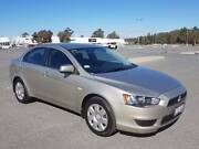 2008 Mitsubishi Lancer ES Sedan *$40 per week* Maddington Gosnells Area Preview