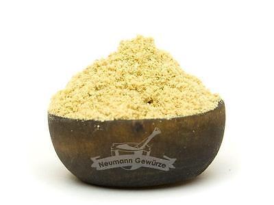Senfkörner gelb gemahlen 1000 g , 1 kg ( NEUMANN GEWÜRZE )
