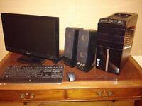Desktop computer - Packard Bell