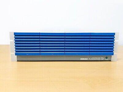 Kikusui Plz2004wb Dc Electronic Load 2000w 1.5150v 400a