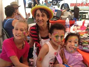 Fabulous Faces - face painting and balloon sculptures Redcliffe Redcliffe Area Preview