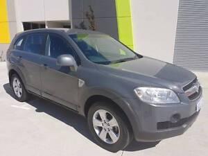 2009 Holden Captiva SX & Seater  Wagon Maddington Gosnells Area Preview