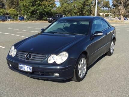 2002 Mercedes-Benz CLK240 Avantgarde 2.6L V6 *$46 per week Maddington Gosnells Area Preview