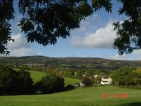 Farm land, house and outbuildings offering development potential. Henllys, Torfaen, South Wales.