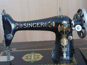 Singer Sewing Machine circa 1920 Bungendore Queanbeyan Area Preview