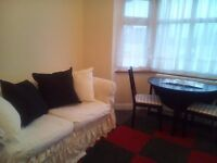 West London 1 double bed flat newly refurbished/furnished. Central/Piccadilly line.
