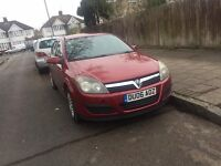 Vauxhall Astra Life Automatic, 1.8, Red, Clean Looking Condition, MOT 22/03/17