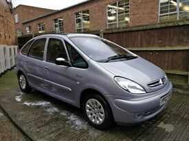 2003/03 CITROEN PICASSO 2.0 HDI EXCLUSIVE, Full History/Cambelted, 12 Months MOT!! *1 LADY OWNER*