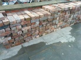 Clay common brick, 75mm (or 80mm if needed)