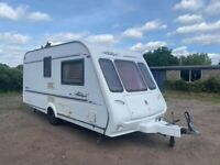 Compass Rallye (Special Edition GTE) (2001) 2 Berth Fitted Motor Mover & Full Size Awning.