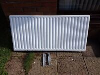 Double Radiator - Free for collection