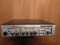 Genz Benz Shuttle 6.0 Bass Guitar Amp Amplifier Head.