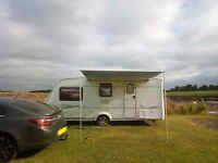 Fiamma Caravanstore Zip Caravan Sun Canopy size 310