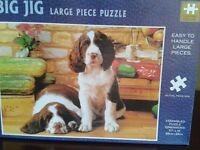 Three lovely jigsaws to be purchased individually or as a 'job lot'