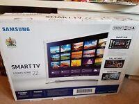 New Samsung Tv! EU22H5610