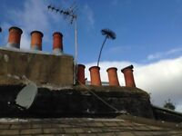 Chimney Sweeping Service from £72.00