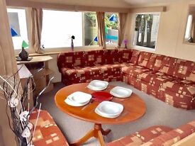 Cheap Static Caravan For Sale Isle Of Wight 12 Month Season Near Nodes Point & Whitecliff bay