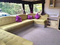 CHEAP STATIC CARAVAN 3 BEDROOMS ST HELENS HOLIDAY PARK ISLE OF WIGHT 12 MONTH SEASON