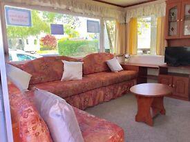 CHEAP STATIC CARAVAN 3 BEDROOM ISLE OF WIGHT NEAR THORNESS BAY & LOWER HYDE PET FRIENDLY