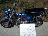 Honda Dax 110cc replica 2007