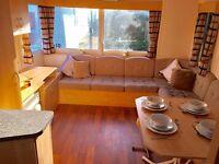 3 BEDROOM STATIC CARAVAN ISLE OF WIGHT FINANCE AVAILABLE PET FRIENDLY 12 MONTH SEASON