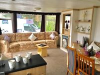 STATIC CARAVAN 2 BED ROOKLEY COUNTRY PARK ISLE OF WIGHT FINANCE AVAILABLE DOG FRIENDLY