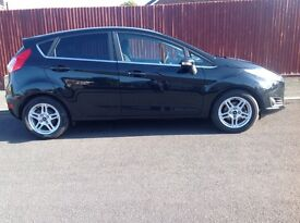 Ford Fiesta 1.0 ecoboost 63 plate 21000 miles