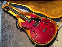 Original 1966 Gibson ES-335 Cherry Red OHSC