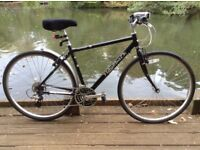 RIDGEBACK Hybrid bike, Genuine with Registration Log book, Lights and Accessories