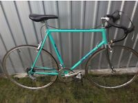 Bianchi 60cm frame steel columbus, nice condition vintage collectors cycle bike