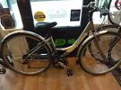 "Apollo Etienne ladies low step alloy frame bike 17"" Frame Great condition little use ready to use"