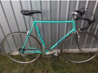 Eroica Bianchi 60cm frame Excellent condition, Campagnolo parts eroica ready to use
