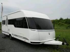 2013 Hobby 560 UL Premium 4 berth caravan