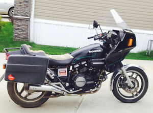 Honda VF750 Sabre with active registration Edmonton Edmonton Area image 4