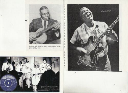 HOWLIN WOLF : CUTTINGS COLLECTION