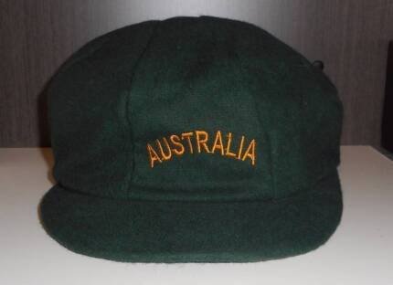 Australia Baggy Green Cricket Cap - NEW - One size Fits All Narre Warren Casey Area Preview