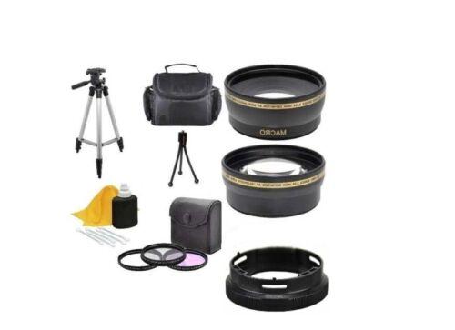 Camera Accessory Kit For Olympus Tough TG-6 TG-5 TG-4 TG-3 TG-2 TG-1