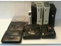 10 Faulty Consoles, Sega, Sony, etc