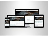 Fully Responsive Website Design by airedale tech - From £300
