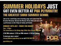 "Summer School ""Greatest Showman"""