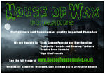 Harmedia's House of Wax Pomades