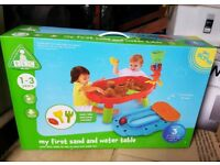 Brand new ELC Sand and Water table
