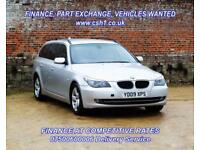 2009 09 BMW 5 SERIES 2.0 520D SE TOURING 5D 175 BHP DIESEL